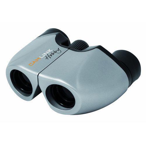 Paire de jumelles Camlink 8x21 mm - Silver ou bleue