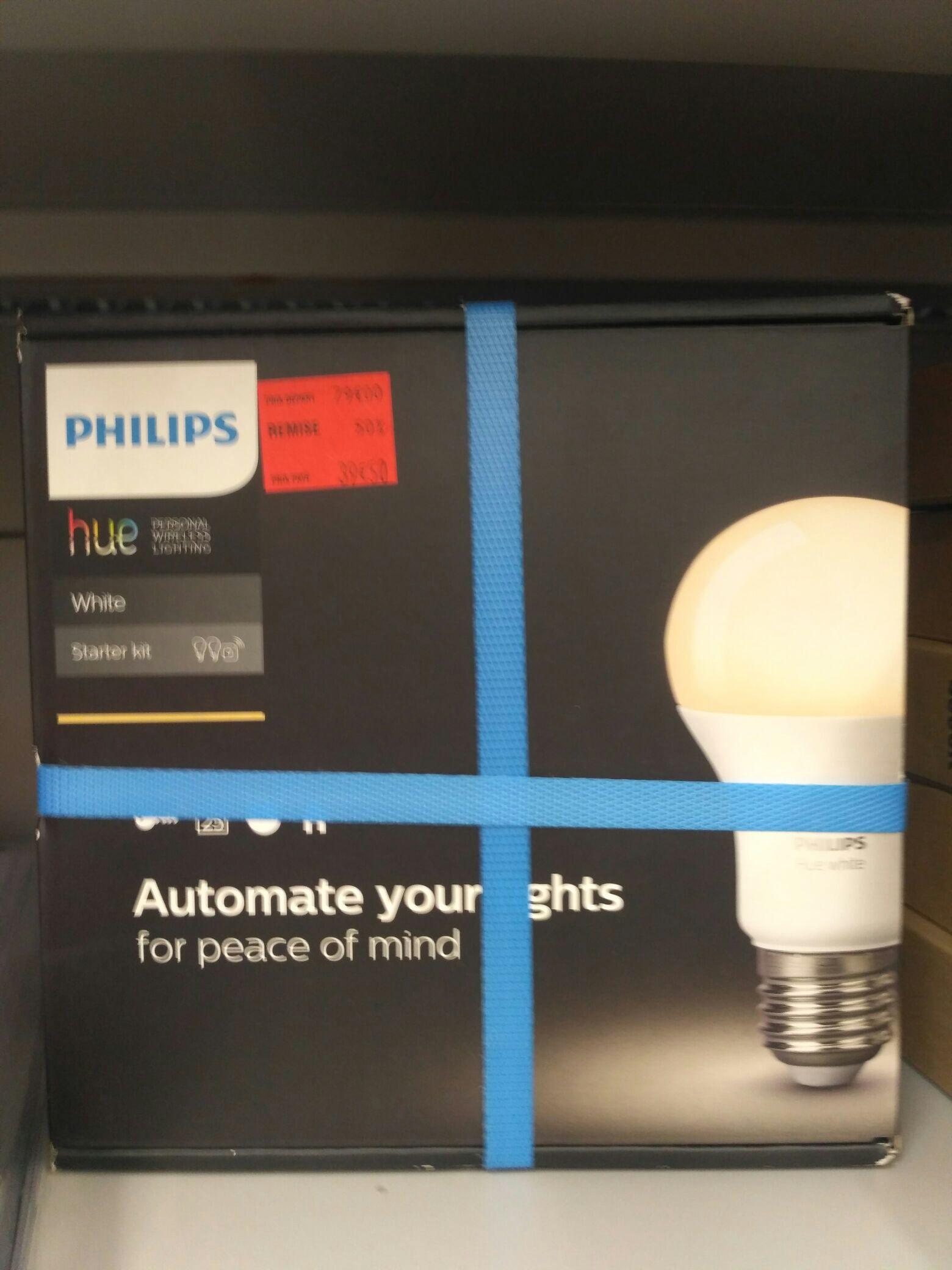 Kit de démarrage Philips hue - Vaulx-en-Velin (69)