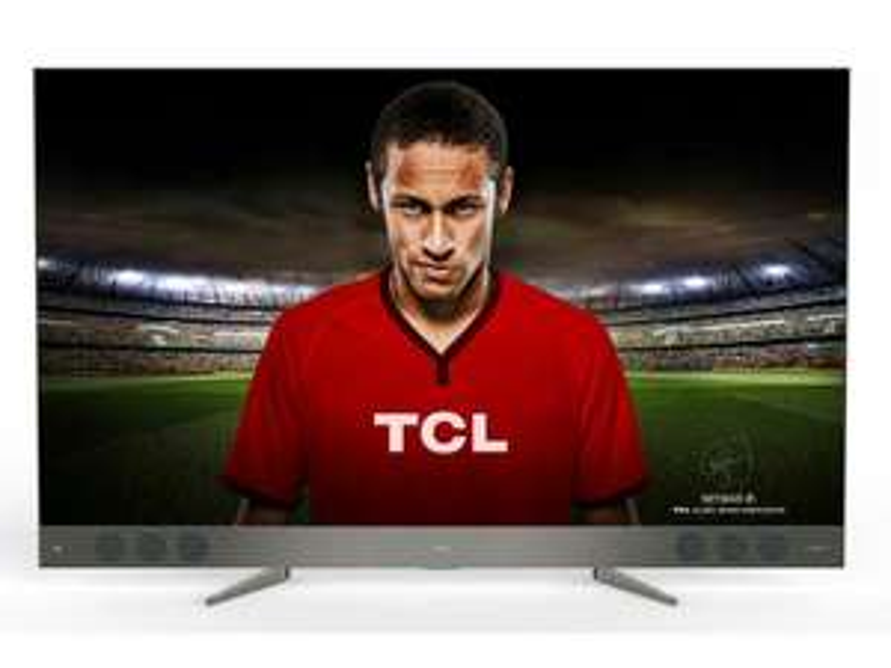 "TV QLED 55"" TCL U55X9006 - UHD 4K, HDR, Android TV, Son JBL"