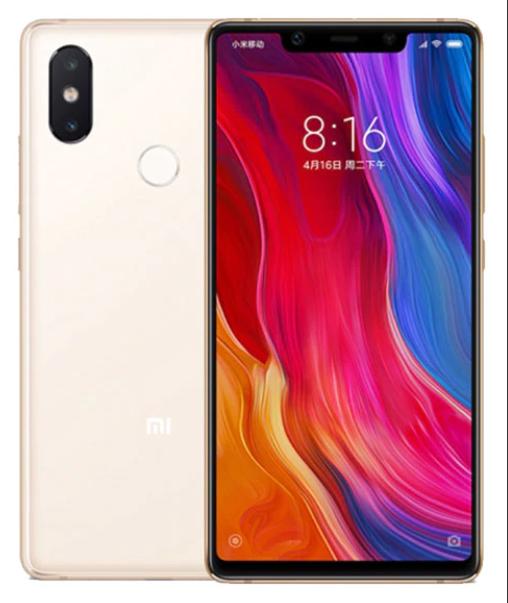 """Smartphone 5.88"""" Xiaomi Mi8 SE Dual SIM (Or) - Full HD+, SnapDragon 710, RAM 6Go, 64Go, 4G (Sans B20)"""