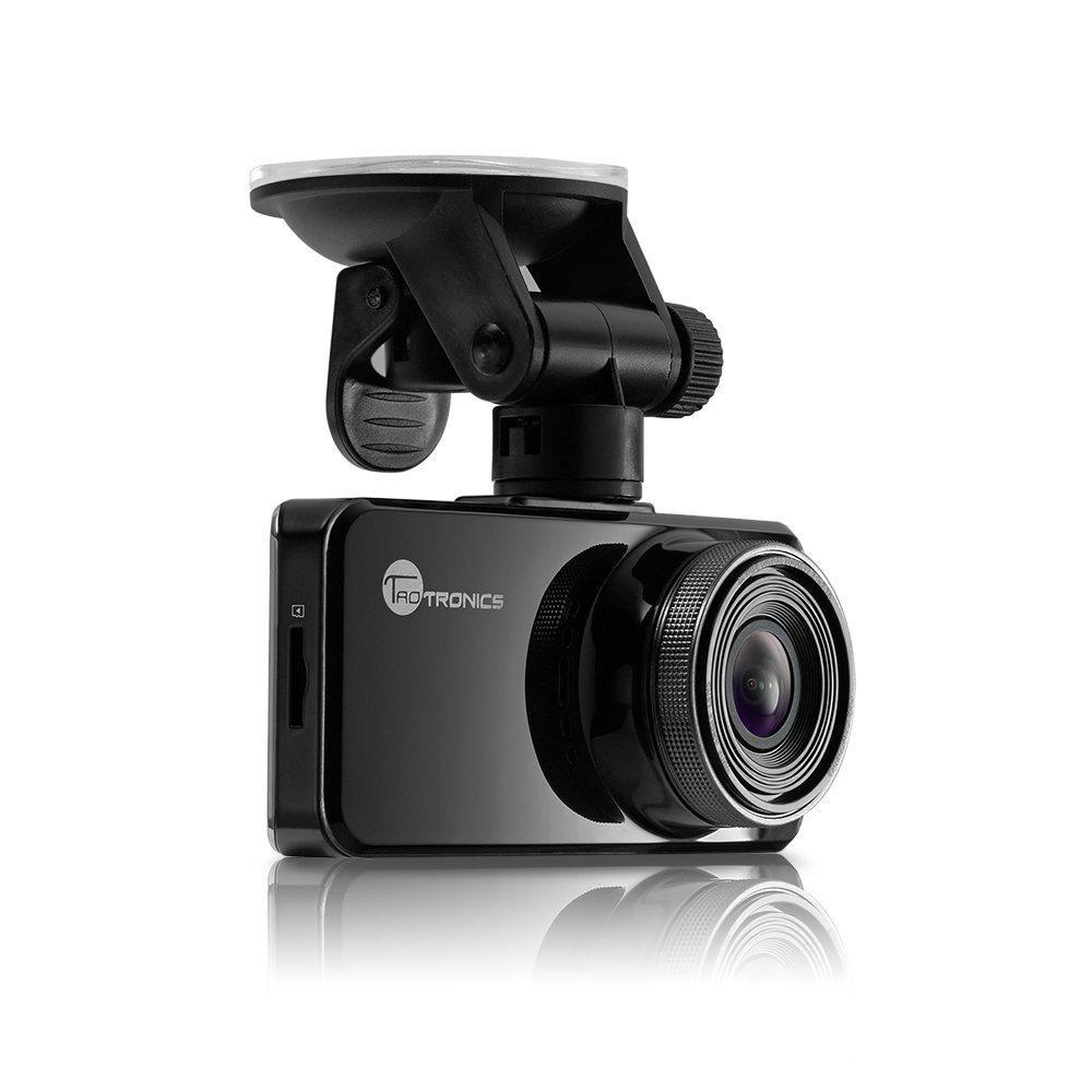 """caméra embarquée Daschcam Taotronics 2,7 """" Full HD de 1080p"""