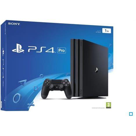 Sélection de packs PS4 en promotion - Ex : Console Sony PS4 Pro 1To (Châssis G)