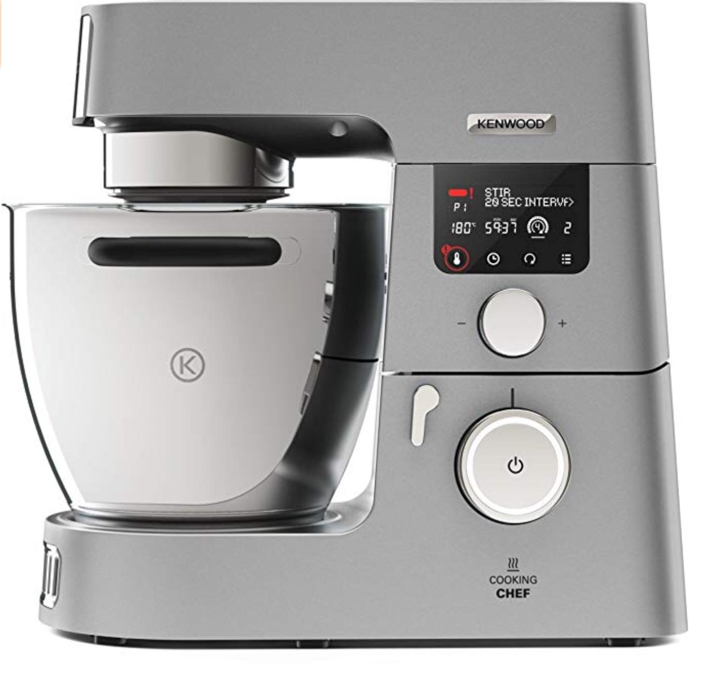 Robot Pâtissier Kenwood Cooking Chef KCC9048S