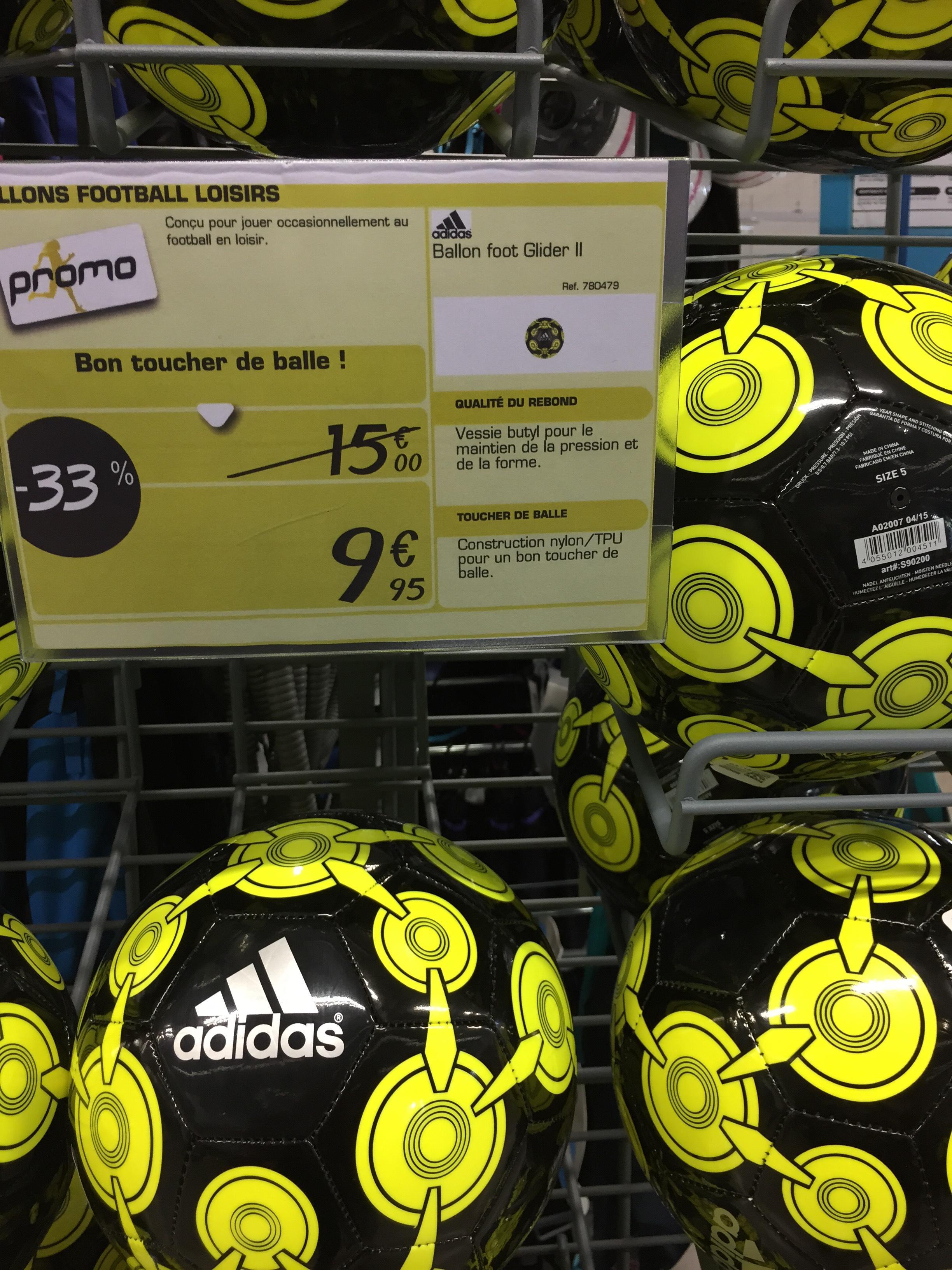 Ballon de football Adidas Glider II