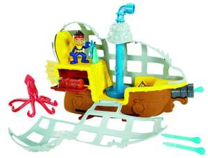 Sous marin Bucky Fisher Price - Jake et les pirates