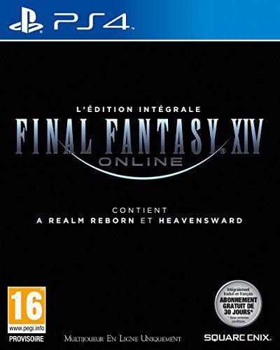 Final Fantasy XIV Online - Edition Intégrale sur PS4