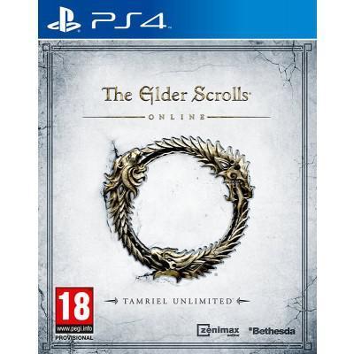 The Elder Scrolls Online:  Tamriel Unlimited sur PS4 (Inclus DLC Explorers Pack)