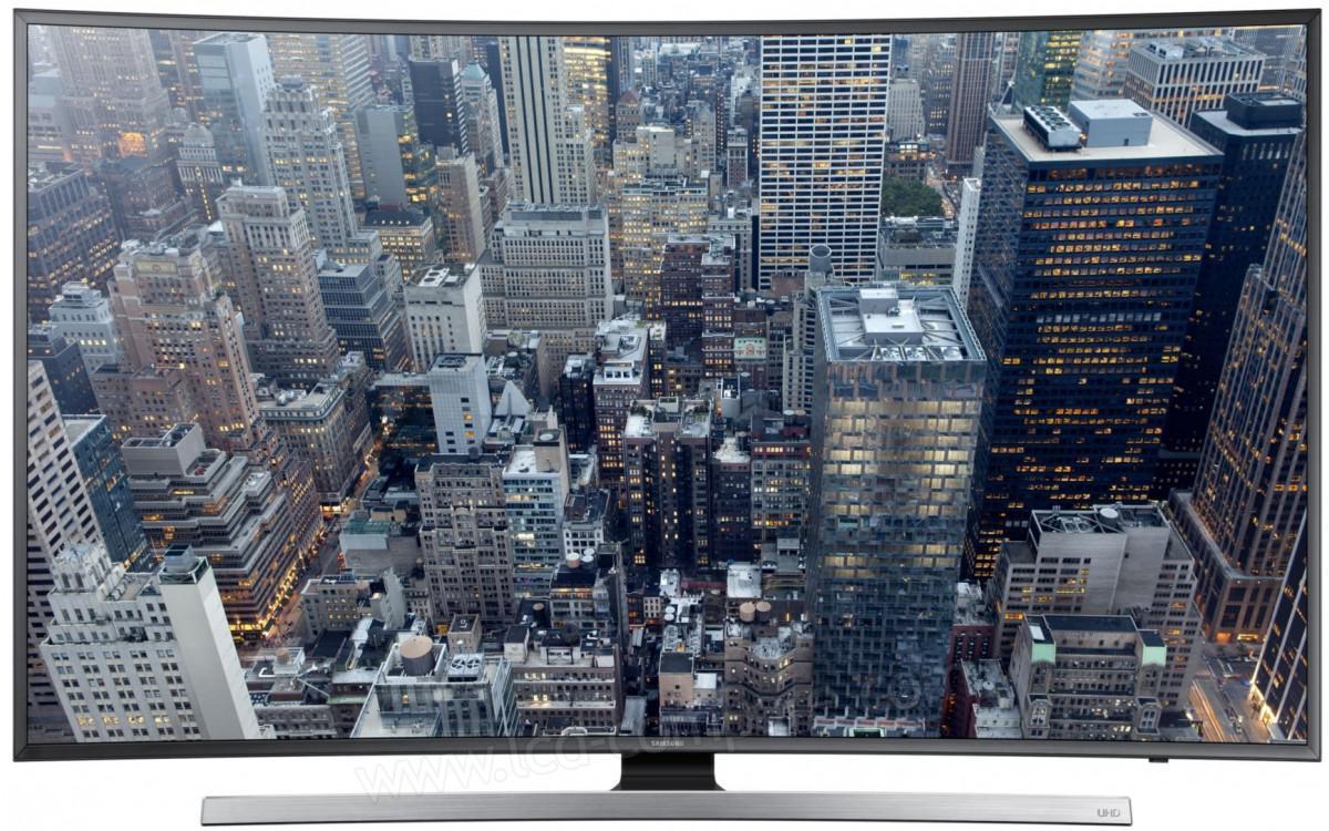 """TV 55"""" Samsung 55JU7500 Incurvée Ultra HD 4K"""