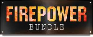 Firepower Bundle : 8 Jeux dont Imperial Glory, Praetorians, Commandos 1 à 3... sur PC (Steam)