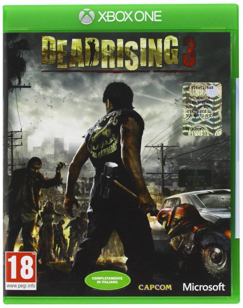 Dead Rising 3 sur Xbox One