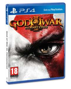 God of War III: Remastered sur PS4