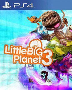 Jeux LittleBigPlanet sur PS Vita à 11.99€ ou LittleBigPlanet 3 sur PS4