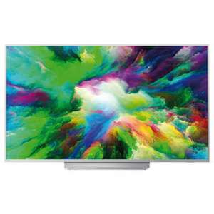 """TV 55"""" Philips 55PUS7803 4K UHD, LED, Dalle VA 10 bits 1700 PPi, Android TV (Frontaliers Suisse)"""