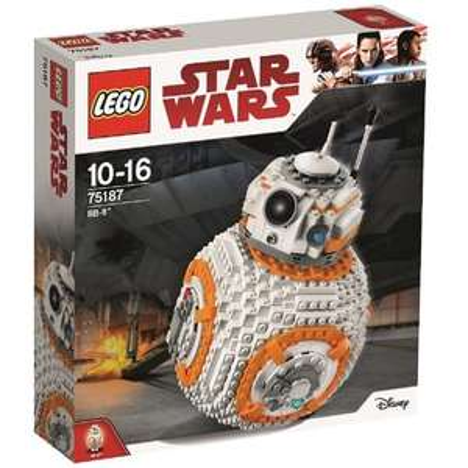 Lego Star Wars 75187 BB8 (via 39,5€ sur la carte fidélité)