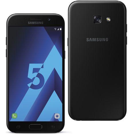 "Smartphone 5.2"" Samsung Galaxy A5 2017 - 32 Go (via 149.90€ sur la carte fidélité)"