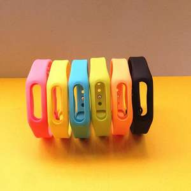 Bracelet pour Xiaomi MiBand - 6 couleurs disponibles