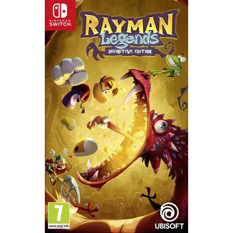 Rayman Legends: Definitive Edition sur Nintendo Switch