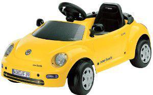 Voiture électrique pour enfant Toys Toys VW New Beetle EL