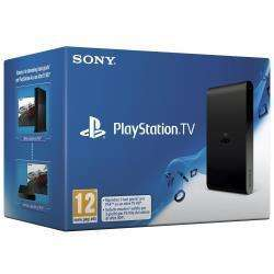 Sony Playstation TV (3 Jeux inclus)