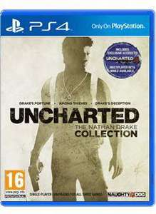 Précommande: Uncharted The Nathan Drake Collection sur PS4