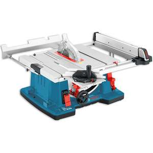 Scie sur table Bosch Professional GTS 10 XC (axminster.co.uk)