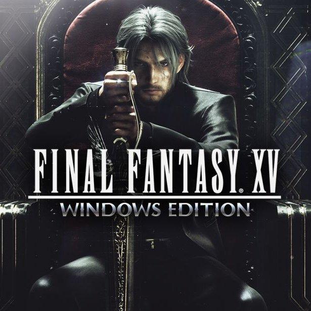 Final Fantasy XV Windows Edition sur PC (Dématérialisé - Steam)