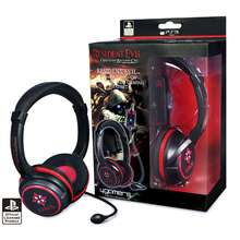 Micro-casque 'Resident Evil : Operation Raccoon City' pour PS3