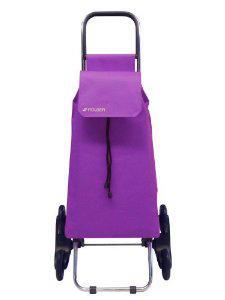 Chariot Cabas à roulettes Rolser - Violet