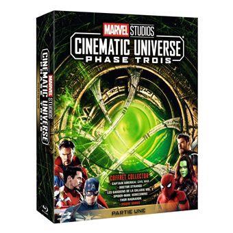 Marvel Studios - Cinematic Universe : Phase Une, Deux ou Trois