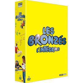 Coffret DVD L'intégrale des bronzés