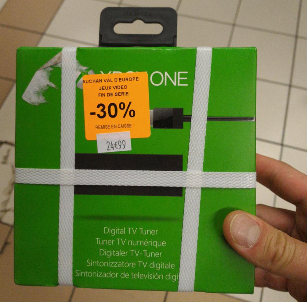 Tuner Digital Microsoft pour Xbox One