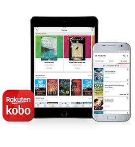 Sélection de livres numériques à 1,99€ (Kobo.com)