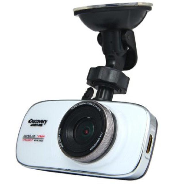 Caméra embarquée Discovery DC200 pour voiture SHD 1296P - Vision nocturne
