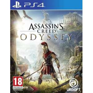 Assassin's creed Odyssey sur PS4 (costomovil.es)
