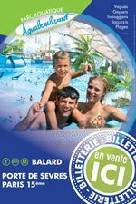 50% de réduction sur les entrées au Parc Aquatique Aquaboulevard - Ex : Place adulte