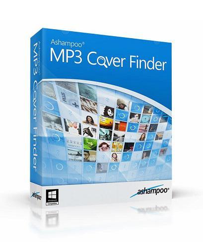 Logiciel Ashampoo MP3 Cover Finder gratuit