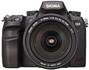 reflex Sigma SD1 Merrill + Objectif 17-50 f/2.8 EX DC OS HSM