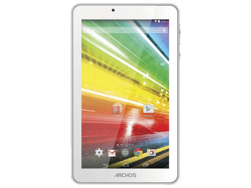 """tablette 7"""" (1024x600) Archos 70 platinium (1 Go Ram, Quad Core)  -  16 Go"""