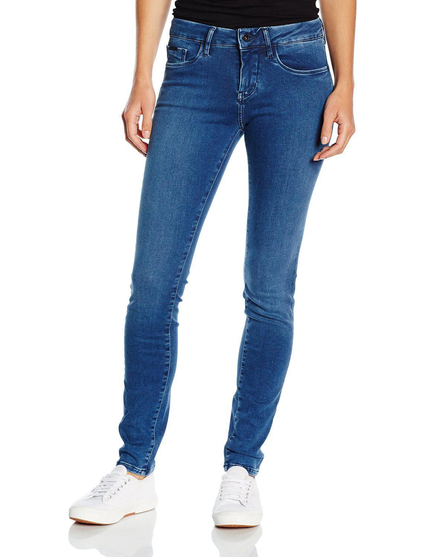 Jeans Calvin Klein Mid Rise Skinny 2 Meblst Skinny - Femme