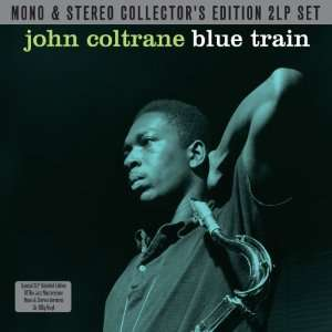 John Coltrane Blue Train- Mono & Stereo Version [VINYL]