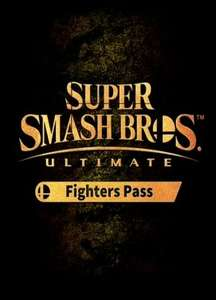 DLC Super Smash Bros. Ultimate - Fighter Pass  sur Nintendo Switch (Dématérialisé)