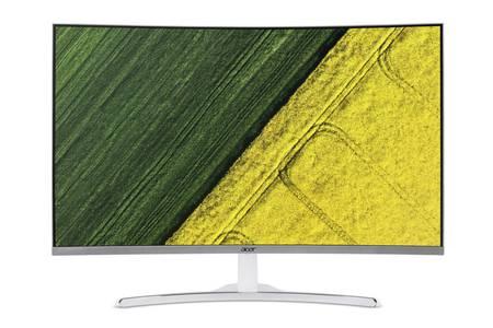 "Écran PC incurvé 31.5"" Acer ED322QWMIDX - full HD, LED VA, 4 ms"