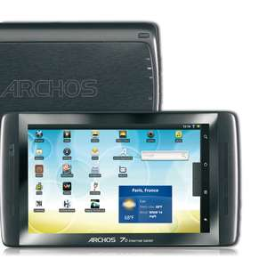 Tablette Archos A70 250 Go - Android 2.2, Wifi, Bluetooth