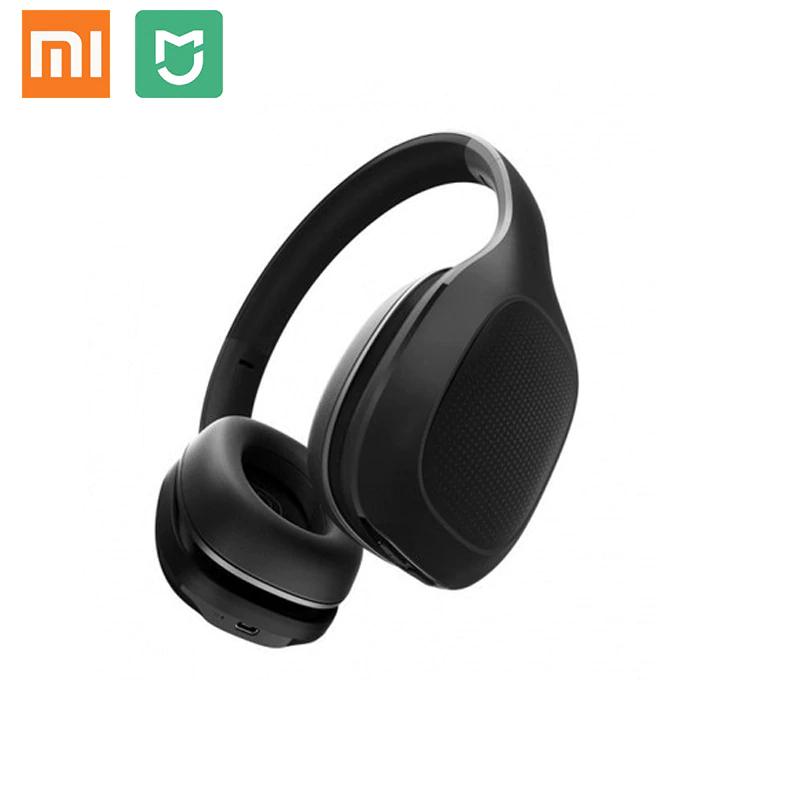 Casque Bluetooth Xiaomi (Bluetooth 4.1 - APTX - HP 40mm - 107db) (45,59€ depuis l'application mobile)