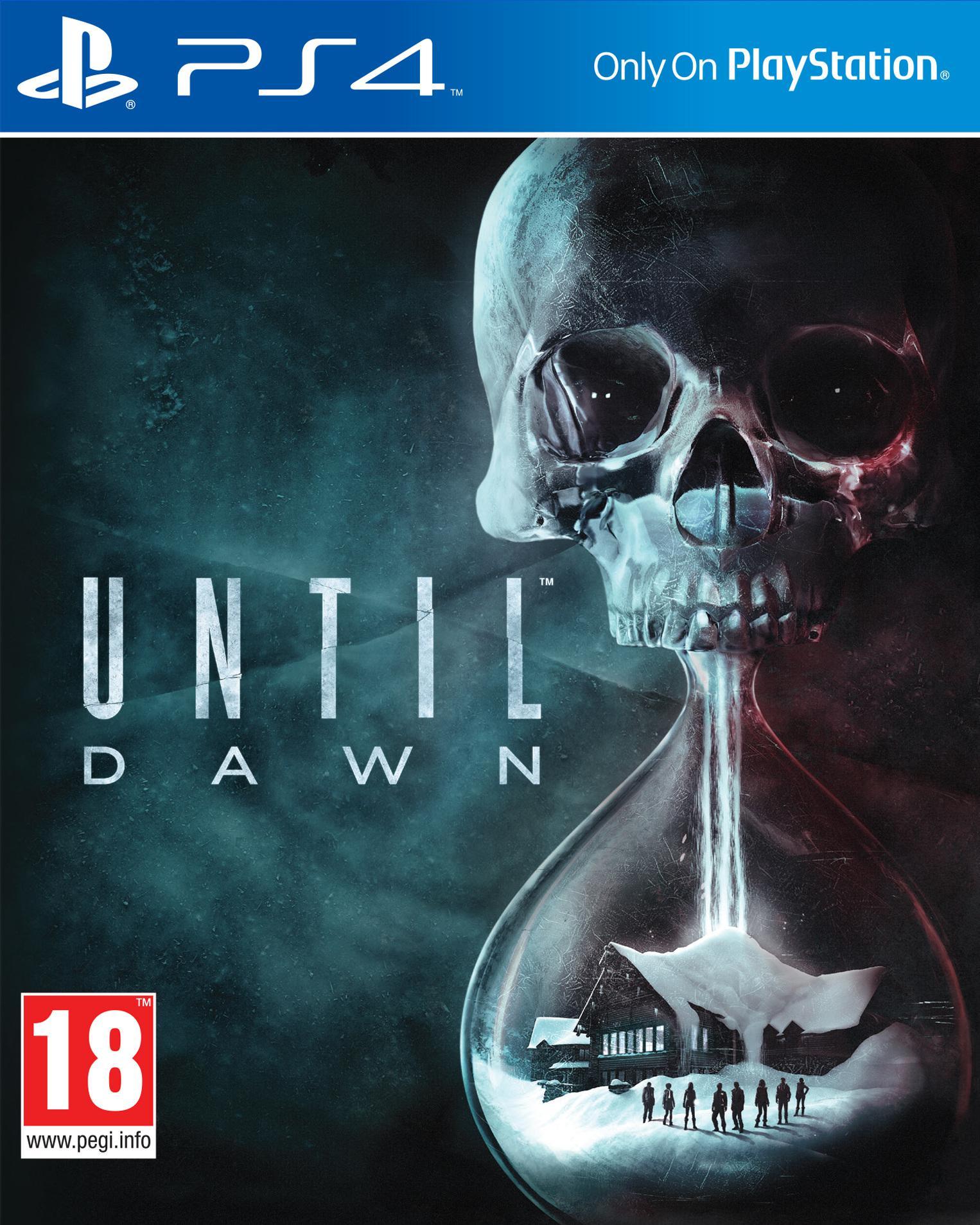 10€ remboursés pour l'achat du Jeu Until Dawn sur PS4 - Ex : Précommande: Until Dawn sur PS4