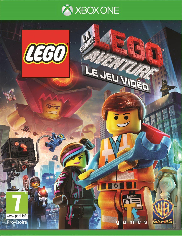 [Membres Gold] La Grande Aventure Lego sur Xbox One (Dématerialisé)