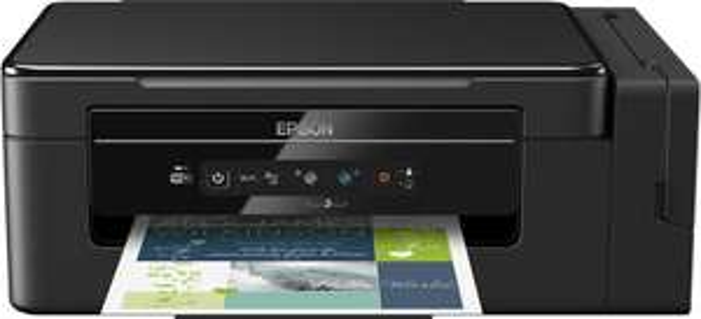 Imprimante multifonction à jet d'encre Epson EcoTank ET-2600 - avec réservoirs d'encre rechargeables, Wi-Fi (via ODR de 50€)