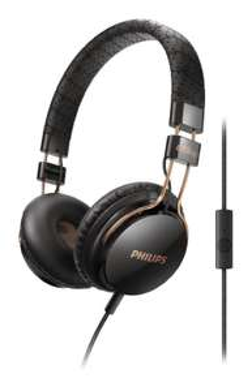 Casque audio Philips Citiscape SHL5505BK/00