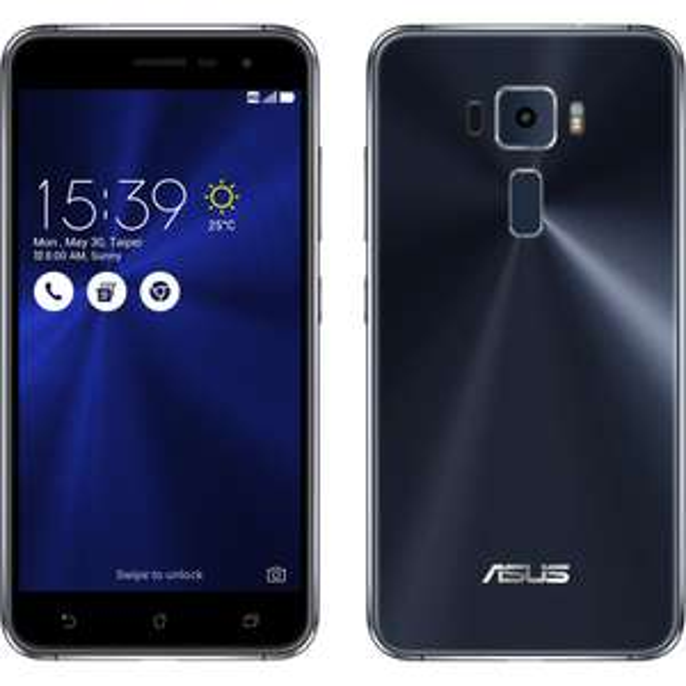 "Smartphone 5.2"" Asus Zenfone 3 -  64Go, 4Go de Ram, Full HD, S625 (via 99,95€ sur la carte Waooh)"
