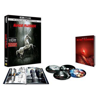 Blade Runner Edition Collector 35 ème Anniversaire - Blu-ray 4K Ultra HD